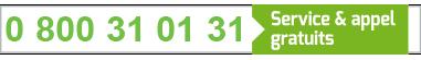 Numéro vert Maison départementale des personnes handicapées (MDPH31)