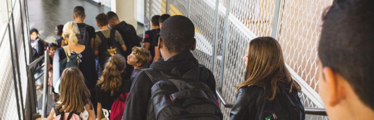 Bandeau Mixité sociale dans les collèges