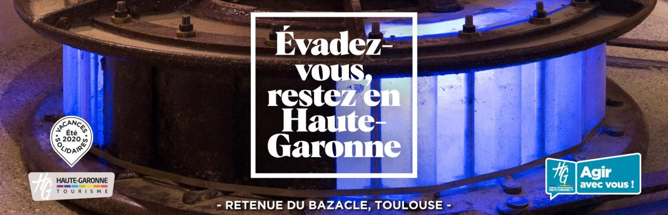 Retenue du Bazacle, Toulouse