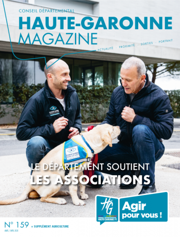 Couverture MAG 159
